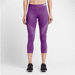 Nike Pro Hypercool Training Capri Legging M